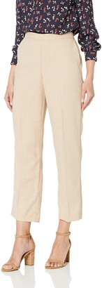 Alfred Dunner Women's Proportioned Short Solid Pant