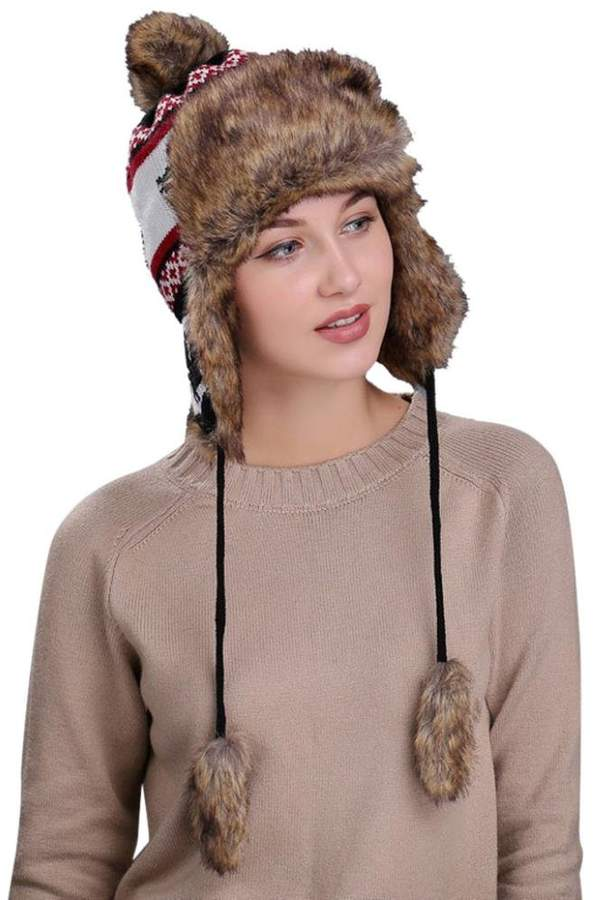 8f79d6ac4c0ffe Winter Hats With Ear Flaps - ShopStyle Canada