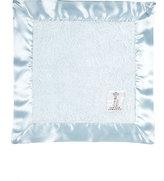 Little Giraffe Chenille Security Blanket-BLUE