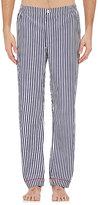 Sleepy Jones Men's Striped Marcel Pajama Pants