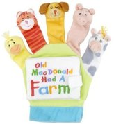 Old Macdonald: A Hand-Puppet Board Book (Little Scholastic Series) by Bobfriend
