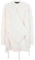 Proenza Schouler Wool And Cashmere-blend Knitted Cardigan