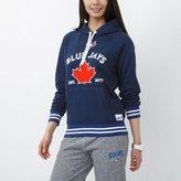 Roots Womens Blue Jays Stadium Kanga Hoody