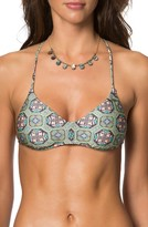 O'Neill Women's Evelyn Halter Bikini Top