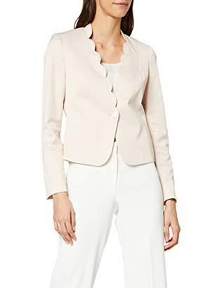 Comma Women's 85.899.54.0966 Suit Jacket,(Size: 42)