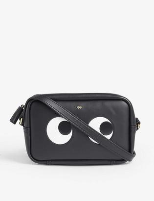 Anya Hindmarch Eyes mini leather cross-body bag