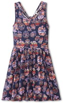 Splendid Littles Printed Floral Dress (Big Kids)