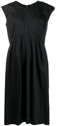 Comme des Garcons Raw Sleeveless Dress