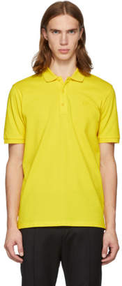 HUGO Yellow Donos193 Polo