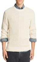Vince Mixed Stitch Textured Sweater