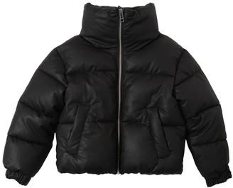 Zadig & Voltaire Nylon Puffer Jacket