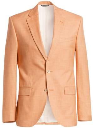 Saks Fifth Avenue Slub Weave Sportcoat