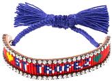 Shourouk St.Tropez Tassel Bracelet