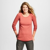 Women's Long Sleeve Thermal - Mossimo Supply Co. (Juniors')