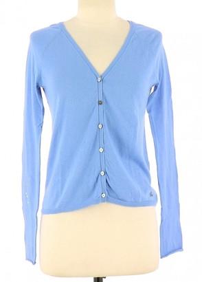 Des Petits Hauts Blue Cotton Knitwear for Women