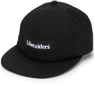 Liberaiders Logo Patch Baseball Cap