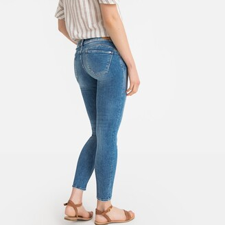 Le Temps Des Cerises Push-Up Slim Fit Jeans