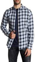 Gilded Age Franklin Plaid Tapered Fit Shirt