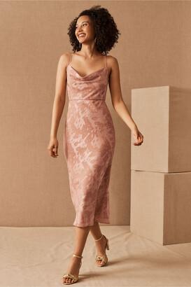 Hutch Kinsey Midi Dress