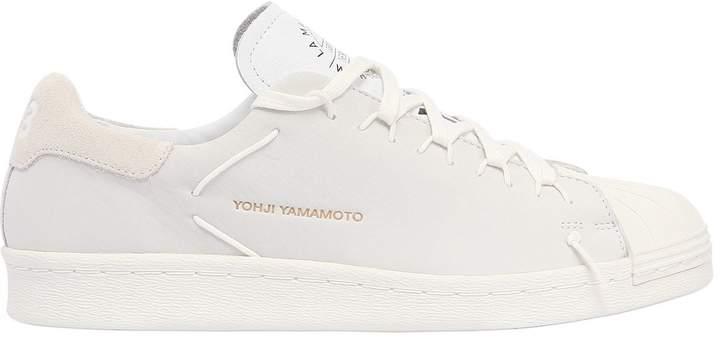Y-3 Super Knot Suede Sneakers
