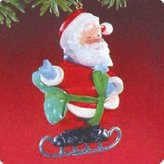 Hallmark Soft Landing 1988 Ornament QX4751