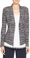 St. John Tiala Tweed Knit Jacket
