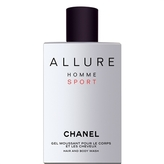 Chanel Allure Homme Sport, Hair And Body Wash