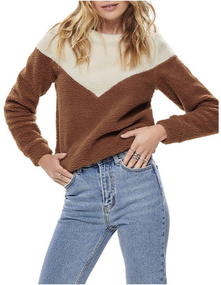 Only Amara Teddy Sweater