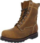 Wolverine Men's 8 inch Malone Waterproof 400-gram Thinsulate Ultra Insulation Steel Toe EH Work Boots
