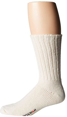 Wigwam Husky (White) Crew Cut Socks Shoes