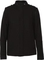 Vince Wool-blend twill jacket