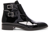 Gianvito Rossi Patent Leather Boots