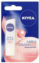 Nivea Lip Care & Colour Rose 4.8g