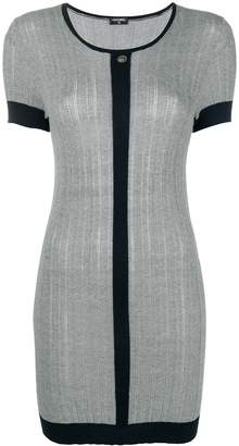 Chanel Pre-Owned fitted short dress