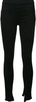 RtA Sonia Pull On Jeans - Black