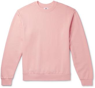 Les Girls Les Boys Logo-Appliqued Organic Loopback Cotton-Jersey Sweatshirt