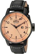 Invicta Men's 19617 S1 Rally Analog Display Quartz Black Watch