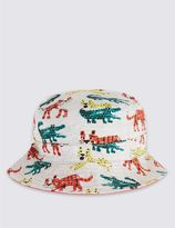 Marks and Spencer Kids' Animal Print Hat