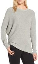 Nic+Zoe Women's Energy Asymmetrical Sweater