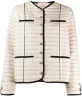 Tory Burch quilted lightweight jacket