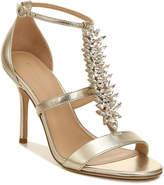 Via Spiga Philomena Heeled Leather Sandals