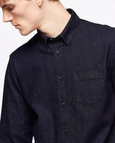 Indigo Denim Shirt
