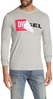 Diesel T-Diego Long Sleeve T-Shirt