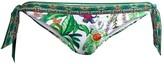 Camilla Daintree Darling Tab Tie Printed Bikini Bottoms
