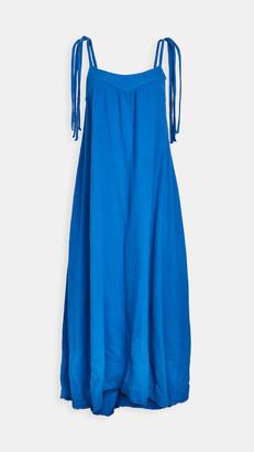 Nation Ltd. Nava Tie Strap Midi Dress