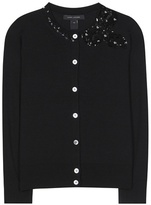 Marc Jacobs Sequinned Wool Cardigan