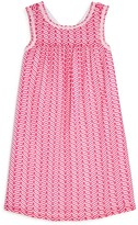 Vineyard Vines Girls' Island Whale Tail Shift Dress