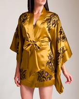 Carine Gilson Florence Satin Kimono