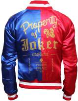 fjackets Suicide Squad Harley Quinn Jacket NEW STYLE XS