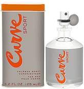 Liz Claiborne Curve Sport Cologne Spray for men, 4.2 Ounce
